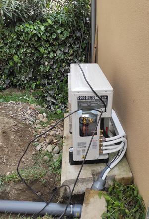 Installation climatisation unité extérieure Toulouse